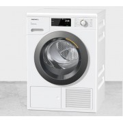 Miele TCF640WP 8kg T1 Heat-Pump Tumble Dryer with EcoSpeed-White