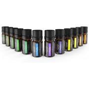 Set 12 uleiuri esentiale 12x5 ml puritate 100% Anjou