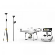 Dron DJI Phantom 4 RTK D-RTK 2 Mobile Station Combo