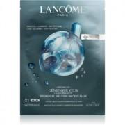 Lancôme Génifique Advanced Yeux Light-Pearl™ mascarilla de hidrogel para contorno de ojos 4 ud