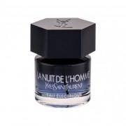 Yves Saint Laurent La Nuit De L´Homme Eau Électrique eau de toilette 60 ml за мъже