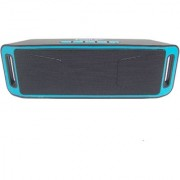 SONILEX SL-BS113FM BLUETOOTH SPEAKER SUPPORT TF CARD USB FM AUX CABLE CALLING BLUETOOTH ( COLOR MAY VERY )