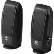 Hangszóró, 2.0, sztereó, 2,3W, hálózati táp, LOGITECH S120 (LGHS120)