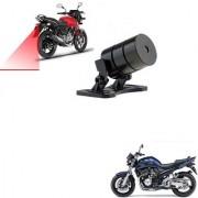 Auto Addict Bike Styling Led Laser Safety Warning Lights Fog Lamp Brake Lamp Running Tail Light-12V For Suzuki Bandite