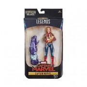 Hasbro Eu Trading Captain MarvelCarol DanversLegends Séries