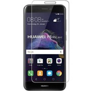 Huawei P8 Lite (2017) - Tempered Glass Screenprotector Transparant 2.5D 9H (Gehard Glas Screen Protector) - (0.3mm)