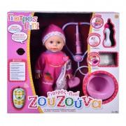 Bebelus interactiv Lizuca, 8 functii educative