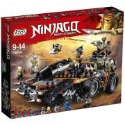 Lego ninjago turbo-cingolato 70654
