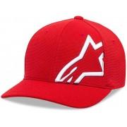 Alpinestars Corp Shift Mock Mesh Cap Blanco Rojo L XL