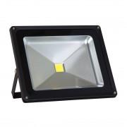 Kibernetik LED Baustrahler 50 Watt, für Wandmontage