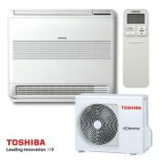 Инверторен климатик Toshiba Bi-flow RAS-B18UFV-E / RAS-18N3AV2-E - подов тип