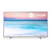 "Philips 43pus6554/12 Tv Led 43"" 4k Ultra Hd Smart Tv Wifi Classe A Colore Argent"