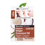 Organic Virgin Coconut Oil Night Cream 50ml