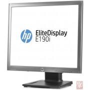 "19"" HP EliteDisplay E190i, 1280x1024, 5ms, 250cd/m2, 1000:1, VGA/DVI/DP/USB, black (E4U30AA)"