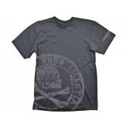 Gaya T-shirt Pirate Coin oversize Print Uncharted 4