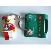 LEGO Kingdoms Court Jester Key Chain / Regokingudamu clown key chain 852 911 (japan import)