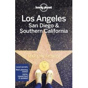 Lonely Planet Los Angeles, San Diego & Southern California, Paperback
