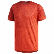 adidas - Freelift 360 X Gradient Graphic - T-shirt technique taille M, rouge