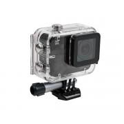 EZVIZ S1 fekete akció sport kalandkamera - Vízálló, porvédett (IP67) házban, Wifi, beépített GPS, G-Szenzor, Bluetooth 4.0, 152°-os nagy látószögű lencse, MicroSD kártya foglalattal (64GB-ig), 40méterig vízálló, 1080p (Full HD) 60kép mp