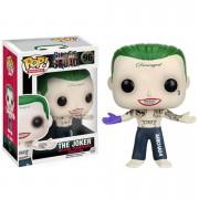 Suicide Squad Joker Shirtless 3 Inch Pop! Vinyl Figure