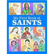 My First Book of Saints, Hardcover/Kathleen M. Muldoon