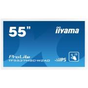 iiyama ProLite TF5537MSC-W2AG 55' WHITE-PCAP, AG, 12P, 1920x1080, zero bezel