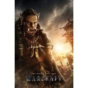 Warcraft Poster Durotan 61 x 91 cm