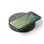 Incarcator wireless cu boxa bluetooth Lexon Oslo