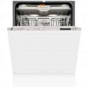 Miele G6775SCViXXL CleanSteel Built In Fully Integrated Dishwasher