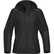 Stormtech Womens/Ladies Nautilus Performance Shell Jacket Cool Silv...
