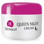 Dermacol Dry Skin Program Queen Night Cream tratamiento de noche reafirmante para pieles secas y muy secas 50 ml