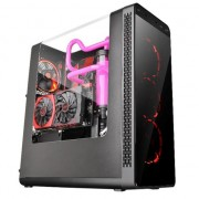 Carcasa Thermaltake View 27, Middle Tower, fara sursa, ATX