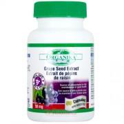 Extract Standardizat din Samburi de Strugure Organika 50 mg 50 capsule