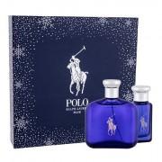 Ralph Lauren Polo Blue confezione regalo eau de toilette 125 ml + eau de toilette 30 ml Uomo
