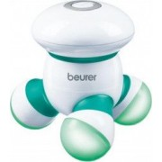 Mini-aparat masaj Beurer MG16 3 capete Verde