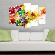 Декоративен панел за стена 0385 Vivid Home