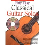 Jerry Willard 50 easy classical guitar solos