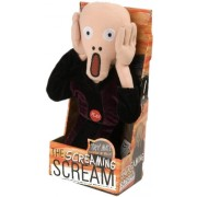 Pupazzo Screaming Scream L'urlo di Munch - urla davvero!