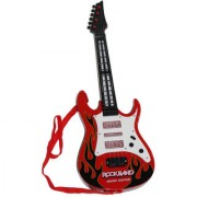 Toys Factory Musical Rock Band Guitar for kids (Multicolor)