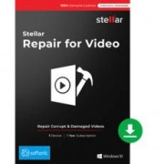 Stellar Repair for Video - WINDOWS - 1 appareil - Abonnement 2 ans