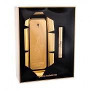 Paco Rabanne 1 Million confezione regalo Eau de Toilette 100 ml + Eau de Toilette 10 ml da uomo