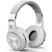 Bluedio HT Turbine (Shooting Brake) Wireless Bluetooth 4.1 Stereo Headphones with Mic (White)