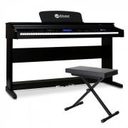 SCHUBERT piano électrique MIDI 88 touches 2 pédales + banc
