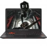 Laptop Asus ROG GL553VE-FY025 15.6 inch Full HD Intel Core i7-7700HQ 16GB DDR4 1TB HDD 128GB SSD nVidia GeForce GTX 1050 TI 4GB Endless OS Black