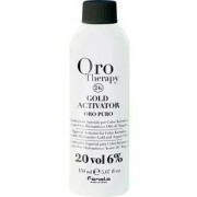 Fanola Colour Change Hair Dyes and Colours Oro Therapy Oro Puro Gold Activator 6% 1000 ml
