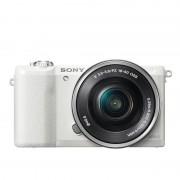 Sony Alpha ILCE-5100 24.3MP Branca + E PZ 16-50mm MILC