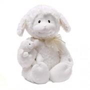 Gund Plush Nursery Rhyme Time Lamb Animated Stuffed Animal, Super Soft Cuddly Stuffed Animal Moves and Talks, 5 Classic Storybook Rhyme