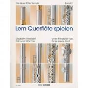 Ricordi Verlag - Lern Querflöte spielen 2 Weinzierl/Wächter, Schule/CD