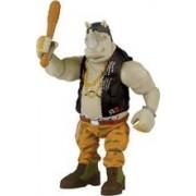 Figurina Nickelodeon Teenage Mutant Ninja Turtles Out Of The Shadows Battle Sounds Figure Rocksteady