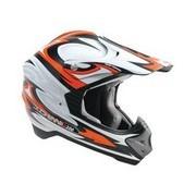 Helma MX Enduro DUCHINNI D200 oranžová